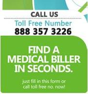 Find medical billing companies at www.medicalbillersandcoders.com