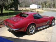 Chevrolet Corvette 62586 miles