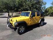 2011 Jeep Wrangler Rubicon Unlimited