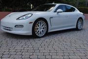 2012 Porsche Panamera Panamera S