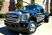 2014 Ford F-350 Platinum 4x4 4dr Crew Cab 8 ft. LB DRW Pickup