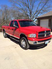 2003 Dodge Ram 2500 24100 miles
