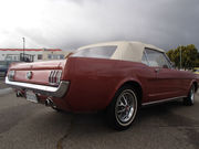 1965 Ford Mustang Gt spec's