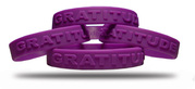 Order Embossed Bracelets - Get 100 Free on order of 100