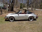 1984 Porsche 911Carrera Targa  2-Door