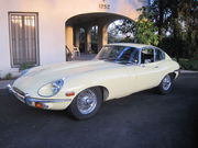 1969 Jaguar E-Type 87920 miles
