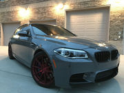 2016 BMW M5 Twin Turbo Competition Package - 575 HP