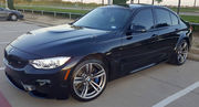 2015 BMW M3Base Sedan 4-Door
