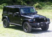 2012 Jeep Wrangler Unlmited Rubicon