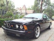 1988 BMW 6-SeriesBase Coupe 2-Door