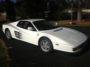 1989 Ferrari Testarossa Base Coupe 2-Door