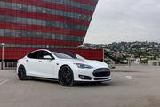 2015 Tesla Model S 4 Door Sedan
