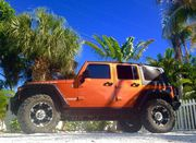 2011 Jeep Wrangler Rubicon Unlimited