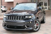 2014 Jeep Grand Cherokee SRT Sport Utility 4-Door
