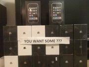 Factory unlocked 3gs apple iphone 32gb, Blackberry bold 9000, Nokia N97.